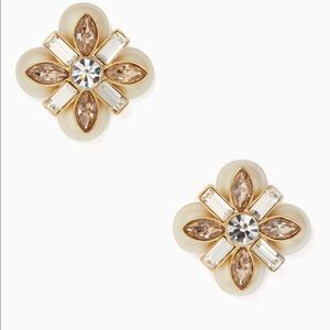 Kate Spade Sparkle Stud Earrings NWT